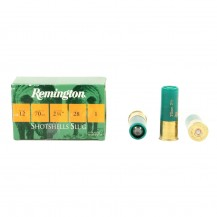 10 munitions Remington Slug 28g, calibre 12/70