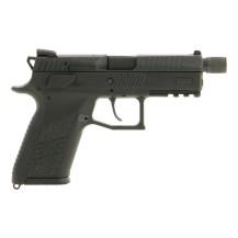 Pistolet CZ P07 calibre 9x19 canon fileté