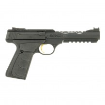 Pistolet Browning Buck Mark Black Lite UFX, calibre .22 LR