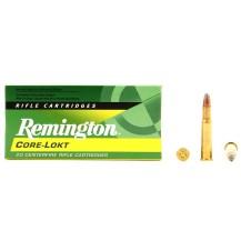 20 munitions Remington Core-Lokt, calibre 30-30 Win