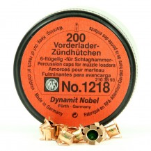 200 amorces RWS 1218