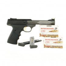 Pack Plinking Browning Buck Mark Lite Gray .22 LR