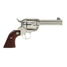"""Revolver Ruger New Vaquero inox 4.6"""", cal .45 Colt"""