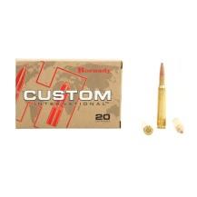 20 munitions Hornady cal. 7x64 175 g Interlock SP