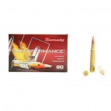 20 munitions Hornady .30-06 Sprg SST 150 gr