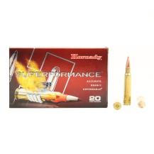 20 munitions Hornady .338 Win Mag SST 200 gr