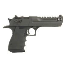 Pistolet Desert Eagle black alu L5 calibre .357 Mag