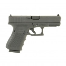 Pistolet Glock 19 Gen4 MOS, calibre 9x19 mm