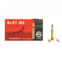 20 munitions Geco Teilmantel cal. 8x57 JRS 185 gr