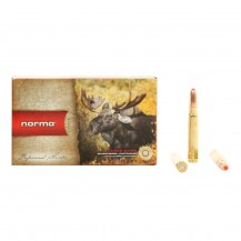 20 munitions Norma cal.9,3x62 Plastic Point 285 gr