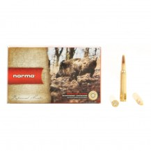 20 munitions Norma cal. .30-06 Plastic Point 180 gr