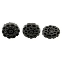 3 Barillets pour Crosman 357 et Vigilante, 4.5 mm Diabolo