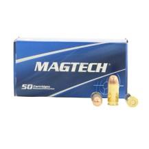 50 munitions Magtech .45 ACP FMJ