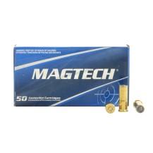 50 munitions Magtech .38 Spécial Wad Cutter 148 gr