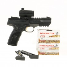Pack Plinking Browning Buck Mark Black Label .22 LR