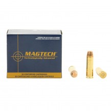 20 munitions Magtech 325 Grs, cal.500 S&W Mag
