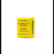 45 patchs de flanelle Parker Hale cal. .270 / .32 / .38