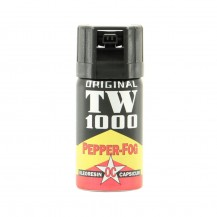 Bombe de défense TW 1000 Pepper Fog 40 ml