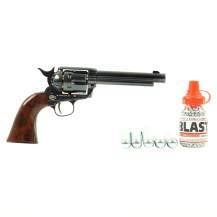 Pack découverte Umarex Colt SAA .45 noir, 4.5 mm BB