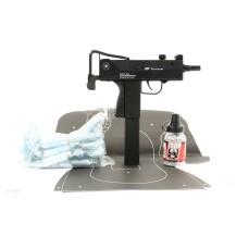 Pack  Ingram M11 ASG calibre 4.5 mm BB