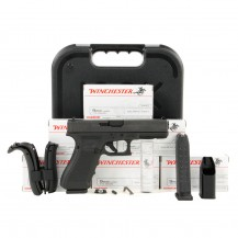 Pack pistolet Glock 17 Gen4 + 1000 munitions