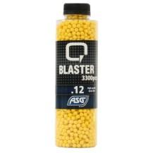 Bouteille 3300 billes Blaster 6mm airsoft 0.12 g