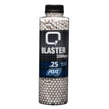 Bouteille 3300 billes Blaster, 6mm airsoft 0.25 g