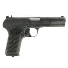 Pistolet Tokarev TT33 polonais, calibre 7.62x25