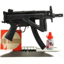 Hk MP5 K PDW Umarex, pack pistolet à Co2