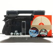 Beretta M92 FS Umarex, pack pistolet à plombs