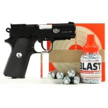 Colt Defender Umarex, pack pistolet à bille d'acier