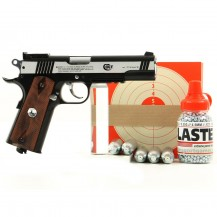 Colt Special Combat Umarex, pack pistolet Co2