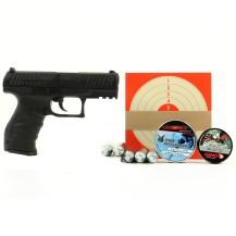 Walther PPQ Umarex, pack pistolet 4.5 mm