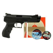 Weihrauch HW40 PCA, pack pistolet à plombs