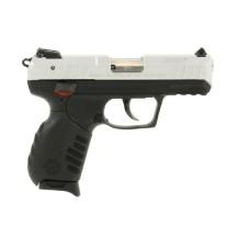 "Pistolet Ruger SR22 PS 3.5"" bicolore inox, cal .22 LR"