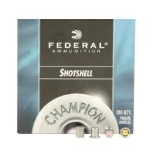 100 amorces Federal Champion Shotshell