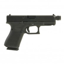Pistolet Glock 19 Gen 5 fileté, calibre 9x19 mm