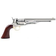 Revolver Pietta Colt 1860 Army Old Silver, calibre .44