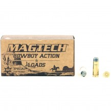 50 munitions Magtech Cowboy Action Loads .45 Long Colt