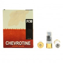10 munitions FOB chevrotine calibre 12/67, grain au choix