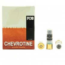10 chevrotines FOB tradition 9 grains, calibre 16/67