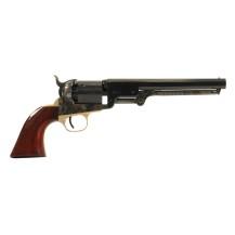 """Revolver Uberti 1851 Navy octogonal 7""""1/2 cal.36"""
