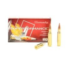 20 munitions Hornady Superformance 150 gr .308 Win