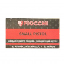 150 amorces Fiocchi Small Pistol