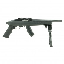 Pistolet Ruger 22 Charger crosse synthétique .22 LR