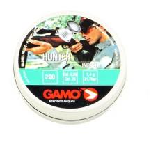 200 plombs Gamo Hunter Impact, calibre 6.35 mm