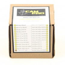 """500 ogives Campro FCP RNFP cal .32 ACP (.312"""")"""