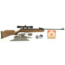 Carabine Crosman Vantage NP 4.5 mm pack découverte