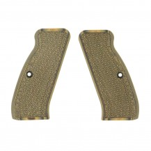 Plaquettes Pachmayr G10 Tactical Green Checker