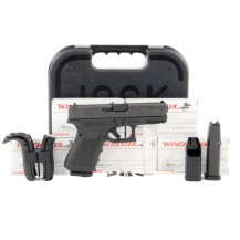 Glock 19 Gen4 + 500 munitions, Pack